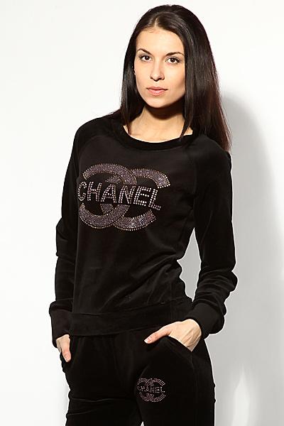 Спортивный костюм Chanel