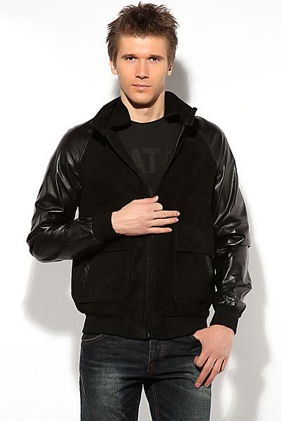 Купить Кожаную Куртку Zilli