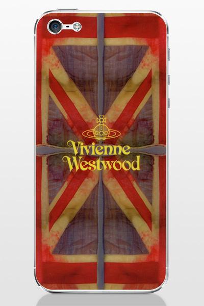 Наклейка для iPhone 5 Viviene Westwood