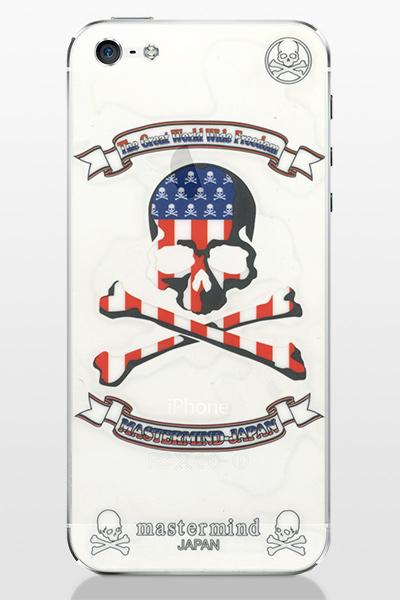 Наклейка для iPhone 5 Mastermind