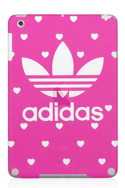 Наклейка для ipad mini Adidas