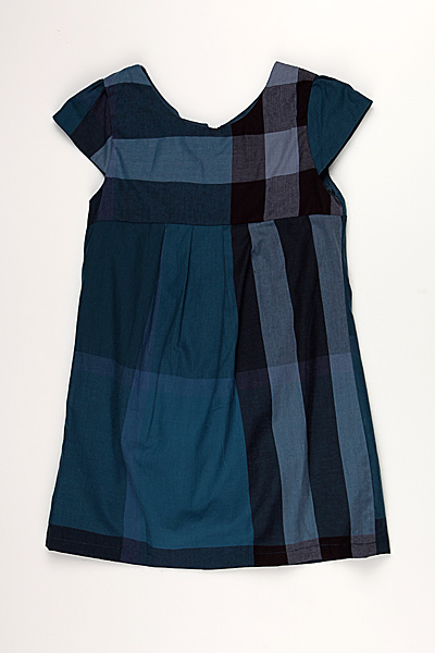 Детское платье Burberry
