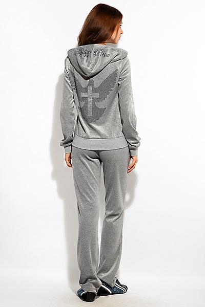 Спортивные костюмы женские брендовые распродажа