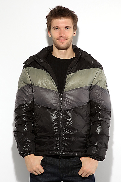 Купить Зимнюю Мужскую Куртку Армани
