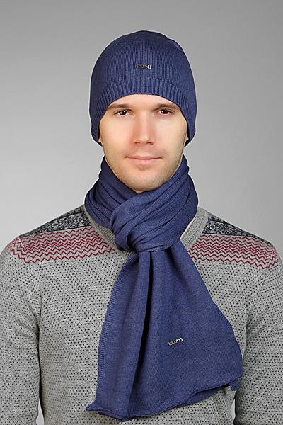 Шапка и шарф Zilli