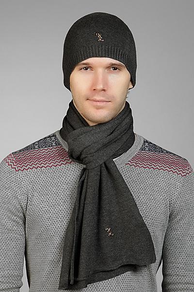 Шапка и шарф Billionaire