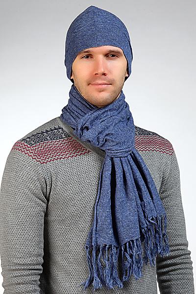 Шапка и шарф Brioni