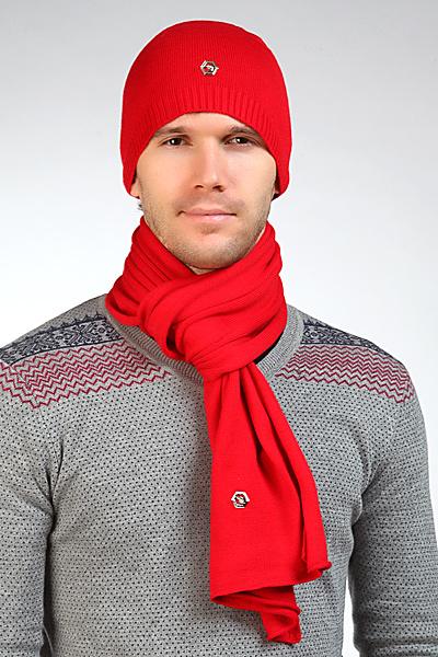 Шапка и шарф Stefano Ricci