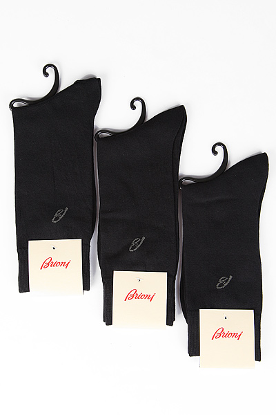 Носки 3 пары Brioni