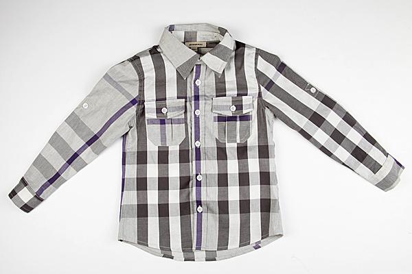 Детская рубашка Burberry