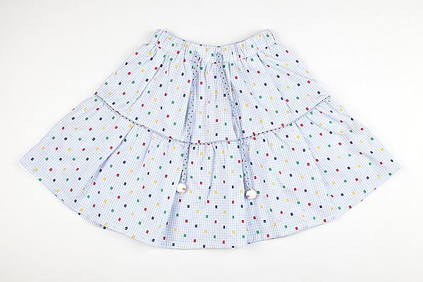 Детская юбка Fendi