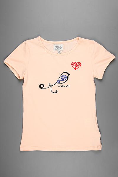 Детская футболка Armani