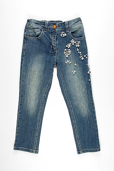 Детские джинсы Blumarine