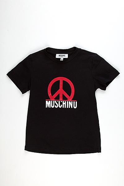 Детская футболка Moschino