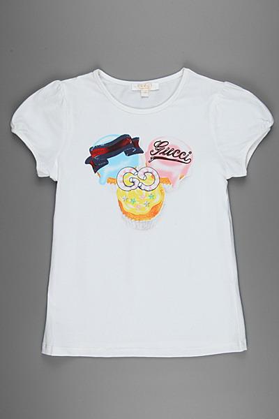 Детская футболка Gucci