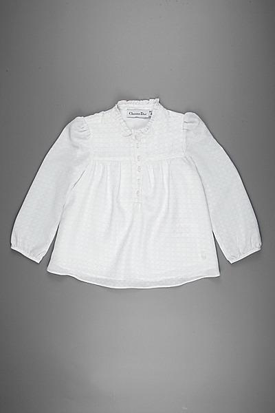 Детская блуза Dior