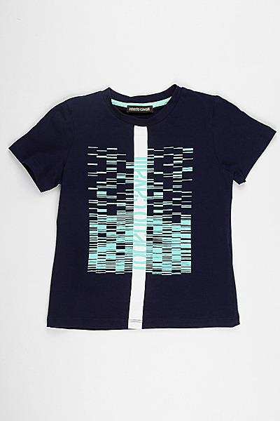 Детская футболка Roberto Cavalli