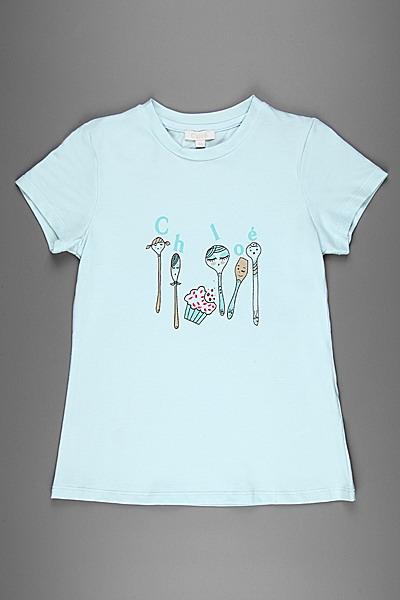 Детская футболка Chloe
